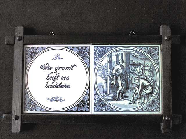 Tegel Delfts Blauw : Alle artikelen tegels delfts antieke curiosa keramiek