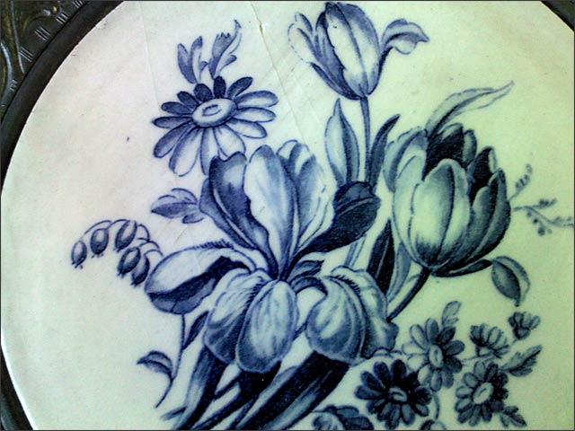 Tegel Delfts Blauw : Alle artikelen tegel in tinnen lijst antieke curiosa keramiek
